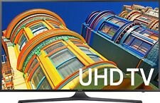 Samsung UN60KU6300FXZA 60-inch 4K Ultra HD Smart LED TV - 3840 x 2160 - 120 MR
