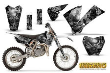 KTM SX85 SX105 2004-2005 GRAPHICS KIT CREATORX DECALS INFERNO SNP