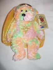 BEANIE KIDS FAITH THE CHRISTMAS BEAR - BK290 RIP IT UP & CARDEAUX EXCLUSIVE MWMT