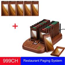 Wireless Kundenrufsystem Queuing System 25Untersetzer Pager Krankenhaus Essen DE