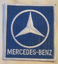 Vintage Mercedes Benz Aufnäher