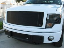 FOR1311B Black Powder Coated MX Grille Upper Insert GrillCraft