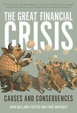 The Great Financial Crisis: Causes and Consequences, , New Book