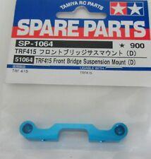 Tamiya 51064 - TRF415 TA05 Querlenkeraufhängung 1 D Aluminium blau