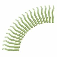 50Pcs Carp Fishing Bait Accessories Hook Sleeve Hair Sleeves Soft Aligner R J6T3