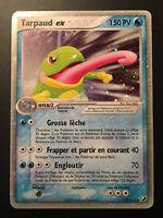 Carte Pokemon TARPAUD 107/115 EX Holo Bloc EX Française