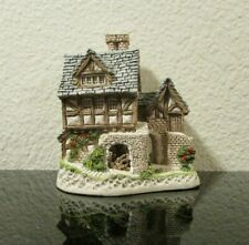 New ListingDavid Winter Cottages, The Bakehouse, 1983, w/ Certificate of Authenticity, Iob