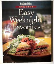 Cookbook 386 Easy Weeknight Favorites, Chicken Chili Burritos Pasta Pork Chops