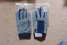 Bootsport Vorwärts Segeln Wip Impact Handschuhe Blau