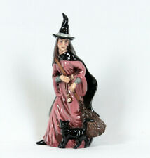 The Witch Hn4444 - Royal Doulton Figurine - Rare Retired - Mystical and Fantasy