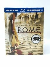 NEW/Sealed HBO Series Rome: Complete Second Season Blu-ray