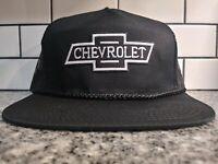 Chevy Trucker Hat Vintage Style