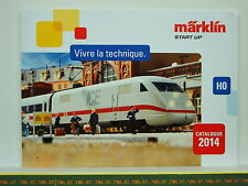 Catalogue MARKLIN START UP - 2014 F - HO - Neuf 68 p