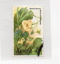 Kenia Flores Valor del año 1985 (DC-973)