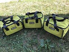 "RYOBI GENUINE  Heavy Duty Large Contractor Battery Tool Bag 13"" x 10"" X 7.5"""