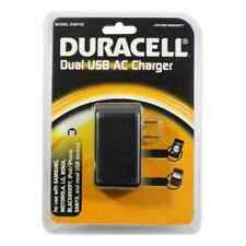 Duracell Dual USB AC Charger (DU6102) can charge 2 devices at once