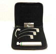YNR Macintosh Laryngoscope Fibre Optic Medical Surgical Instruments New