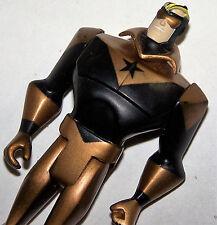 Justice League Unlimited Booster Gold Black Suit Action Figure - JLU Mattel
