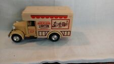 Vtg Diecast Delivery Truck Friction Wheels Welly Shop At Home Lighton Market