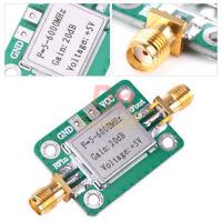 5M~6GHz RF Broadband Signal Amplifier Board Power Amplifier Module Gain 20dB