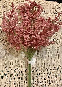 """Hearth & Hand by Magnolia 16"""" Pink Astilbe Flower Bundle - NEW!"""