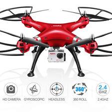 SYMA X8HG 8MP HD Kamera Drohne 1080P Video 6-Axis RC Quadrocopter Headless Hover