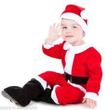 Disfraces de color principal rojo, Papá Noel