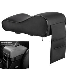 Car Heightened Pad Double Bag Central Armrest Box Leather Memory Cotton Cushion
