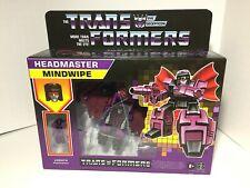New listing Headmaster Mindwipe Walmart Reissue Transformers G1 New Sealed 2021