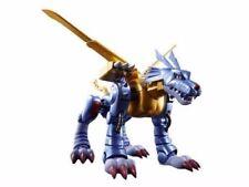 D-Arts Digimon Aventura Metal Garurumon Figura de Acción Bandai Tamashii Nations