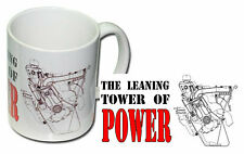 Coffee Mug : Slant 6 : The Leaning Tower Of Power - Chrysler Dodge Plymouth Val