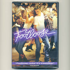 Footloose 2011 PG-13 musical dance movie, new DVD Kenny Wormald, Hough, D. Quaid
