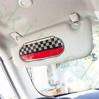 Storage Glover Box Handle Decal Cover Sticker Trim for Mini Cooper R55~R59 R2