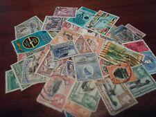 Collection lot 45 different stamps of Kenya / Uganda / Tanzania