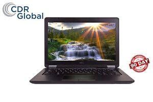"""Dell Latitude E7250 12.5"""" Intel Core i7-5600U 8GB RAM 256GB SSD WINDOWS 10 PRO"""