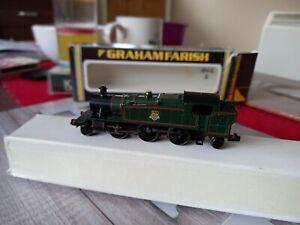 Graham Farish Prairie Tank. DCC FITTED.