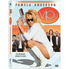 V.I.P.: Pamela Anderson 1990s TV Series Complete Season 1 Box / DVD Set NEW!