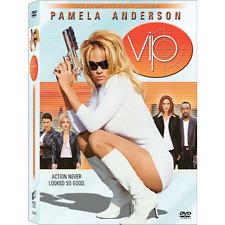 V.I.P.: Pamela Anderson 1990s TV Series Complete Season 1 Box / DVD Set NEW!