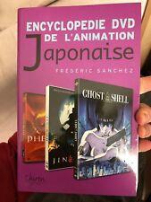 livre - Encyclopédie DVD de l'animation japonaise