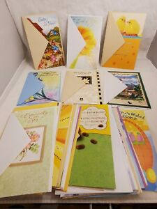 40 NEW Easter Cards American Greetings Wholesale lot retail over $150