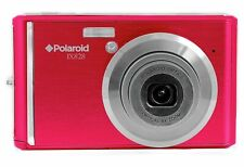 Polaroid IX828 20MP 2.4 Inch LCD 1080p HD 8x Optical Zoom Compact Camera - Red