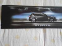 Subaru Impreza WRX STi Type UK brochure c2013 small format