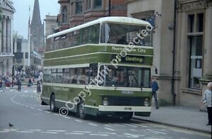 Nottingham City Transport 399 A399CRA bus photo/magnet /keyring/mousemat
