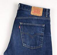 Levi's Strauss & Co Herren 582 02 Gerades Bein Jeans Größe W36 L32 BCZ1015