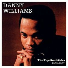 Danny Williams - The Pop / Soul Sides 1963-1967 (NEW CD)
