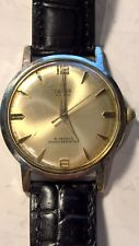 Vintage Tudor Aqua by ROLEX Wristwatch with New Leather Band