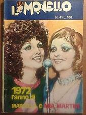 IL MONELLO ANNO 1972 N° 41