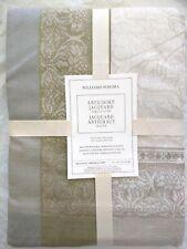 """Williams-Sonoma Artichoke Jacquard tablecloth 70x126"""""""