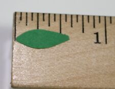 """1"""" scale Pre punched Tulip style leaf"""