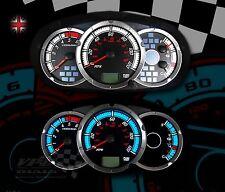 Mitsubishi L200 Barbarian custom interior speedo dashboard lighting upgrade kit.